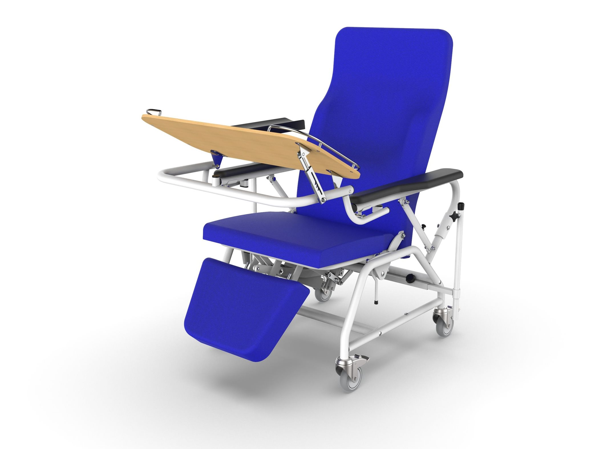 Electrically adjustable cardiac chair RESTINO PLUS