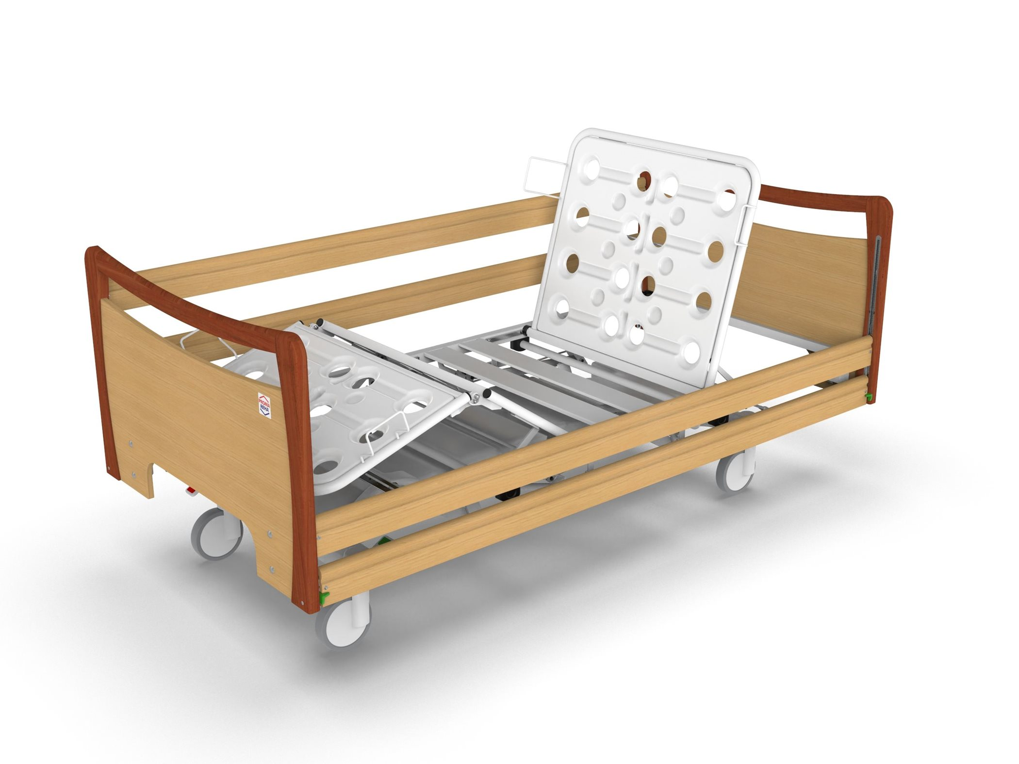 Mechanical nursing bed PLH